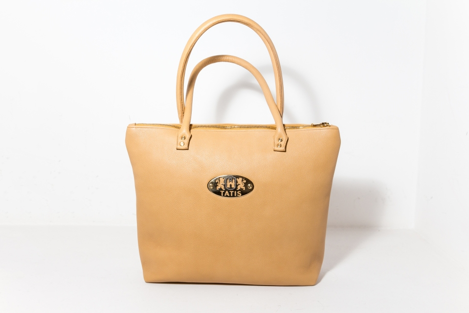 Ādas soma ELIZABETH - nosaukta par godu vienai no skaistākājām ielām Rīgā *** Leather handbag ELIZABETH - named after one of the most beautiful streets in Riga city,