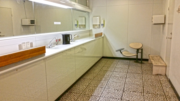 Kopenhāgenas lidostas nursing room